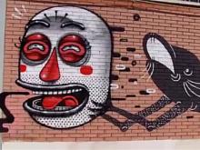Street art per riqualificare il mercato di Ostia ponente
