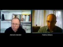 """""""Teologia Politica"""" Intervista al filosofo Federico Sollazzo, di Giancarlo Calciolari"""