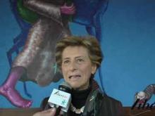 Intervista a Teresa Gualtieri - Presidente Club UNESCO di Catanzaro - Albero della pace a Soveria Mannelli