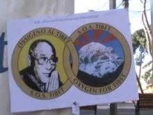 Manifestazione per il Tibet Libero