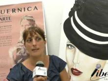 "Intervista a Tommasina Mascaro - Pittrice - coordinatrice mostra d'arte ""Guernica"" a Soveria Mannelli (CZ)"