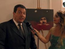 Tonino Boccadamo - L'ATTORE, L'UOMO E LA MASCHERA - Conferenza Stampa