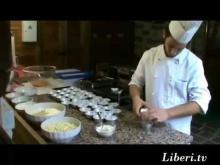 Tortino al cioccolato dal cuore morbido alla menta - A tavola con la cucina di Giancarlo Calciolari