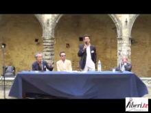 Incontro con il pubblico. The Mosler-Barnard 2013 MEMMT Tour a Montalto Uffugo (Cosenza) 10/06/13