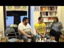 """Libreria Ubik - Cosenza  presentazione del Libro """"Certi diritti che le coppie conviventi non sanno di avere"""" 23/06/12"""