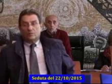 Seduta del Consiglio Municipale Roma VII del 22/10/2015 Parte 1 di 2