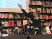"""""""Un marziano a Roma"""" di Ignazio Marino ed. Feltrinelli - presentazione a Roma con Franco Di Mare"""