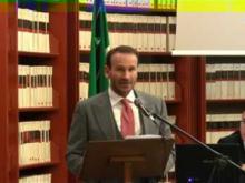 Valerio De Luca. Politica internazionale e investimenti esteri nel nuovo quadro Euro-Atlantico