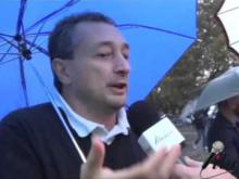 Intervista a Valerio Federico (Radicali Italiani) - VIII Marcia Internazionale per la Libertà