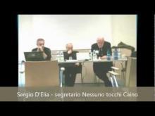 VI congresso RientroDolce (Bologna 17 novembre 2012) 1parte - Relazioni, inizio dibattito generale