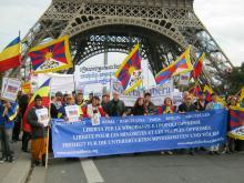 Aderire alla VII Marcia Internazionale per la Libertà - Parigi 11 ottobre 2014