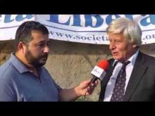 VI Marcia Internazionale per la Libertà - Intervista a Vincenzo Olita Direttore di Società Libera