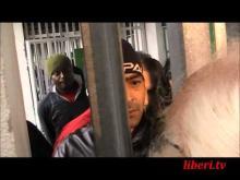 Visita al CIE di Roma (Ponte Galeria) al seguito della delegazione Radicale - Parte 2 di 2