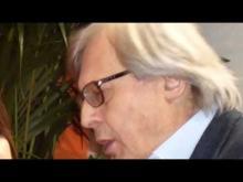 """Intervista di Jana Cardinale a Vittorio Sgarbi - """"Artisti di Sicilia. Da Fausto Pirandello a Giovanni Iudice: una linea contemporanea"""""""