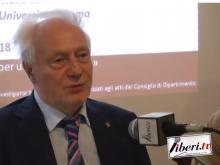 Mario Morcellini - Università d'estate - 29 agosto 2018, Soveria Mannelli (Cz).