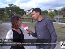 """Intervista ad Angelina Pettinato - """"Ad un passo da noi""""- Marina di Savuto a Cleto (Cs)"""