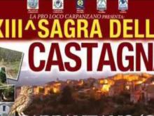 21 Ottobre 2017 - XIII Sagra della castagna a Carpanzano (Cs)