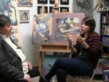 Le ispirazioni di Alessandra Carloni - Intervista di Pierluigi Amen