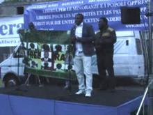 Intervento di Yacoub Diarra - IX Marcia Internazionale per la Libertà