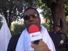 Intervista a Yacoub Diarra - X Marcia internazionale per la Libertà