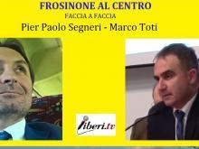 Pier Paolo Segneri - Marco Toti - CREARE IL FUTURO #Frosinonealcentro
