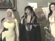 Premiazione di Zina Bensalem e Luigi Bruno - Festa del Ringraziamento 2016 a Palazzo Ferrajoli