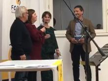 L'Associazione Mare Libero riceve il Premio Formica d'Oro 2018