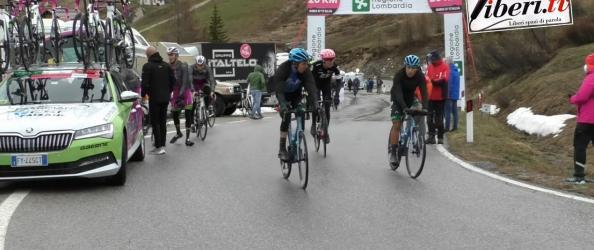 Giro d'Italia 2021- Passo Giau - Tappa 16 (Sacile - Cortina d'Ampezzo)