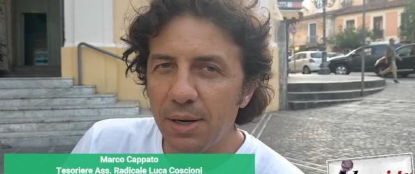 Intervista a Marco Cappato - Referendum Eutanasia Legale