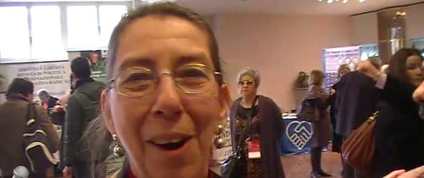 Per ricordare Claudia Sterzi, tutti i suoi interventi su Liberi.tv