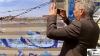 """Alfonso Sabella, Assessore alla legalità di Roma Capitale, all'inaugurazione della """"Spiaggia Libera - SPQR"""" di Ostia"""