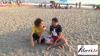"""Con Angelina Pettinato """"Sognando La Meta"""" sulla spiaggia di Nocera Terinese Marina 10.07.2015"""