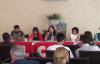 Il tavolo dei relatori del workshop