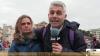LIBERTA' DI SCELTA - Davide Tutino alla manifestazione FREE VAX di San Giovanni