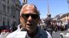 """Franco Giacomelli - """"A subito"""": piazza Navona saluta Marco Pannella"""