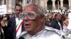 Un marziano a Roma dal pianeta Ostium per liberare il suo mare