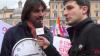 Interviste di strada - Ora Diritti alla meta! Roma 5 Marzo 2016