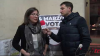 Intervista a Laura Fazzari - Potere al Popolo - Lamezia Terme 01.03.2018