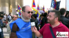 Intervista a Luca Ostellino - VII Marcia Internazionale per la Libertà