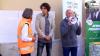 Elezioni 2017 Municipio Roma X - Sit in del PD davanti l'ex ufficio tecnico