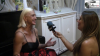 Sara Iannone - Wine&Fashion presso la Tenuta Gran Paradiso